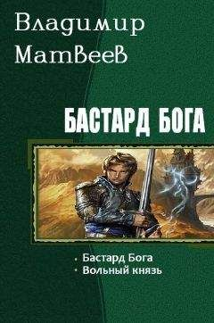 Владимир Матвеев - Бастард Бога (Дилогия)