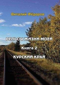 Виталий Федоров - Рельсы жизни моей. Книга 2. Курский край