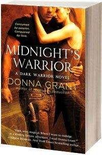Донна Грант - Полночный воин