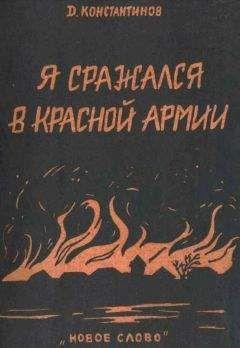 Д. Константинов - Я сражался в Красной Армии