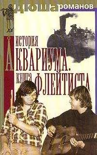 Андрей Романов - История Аквариума. Книга флейтиста