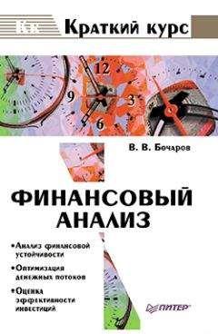 Владимир Бочаров - Финансовый анализ